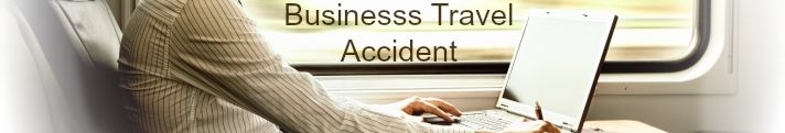 business travel accident